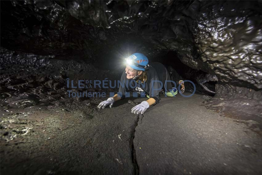 Tunnel de Lave47 - Julien DEZ